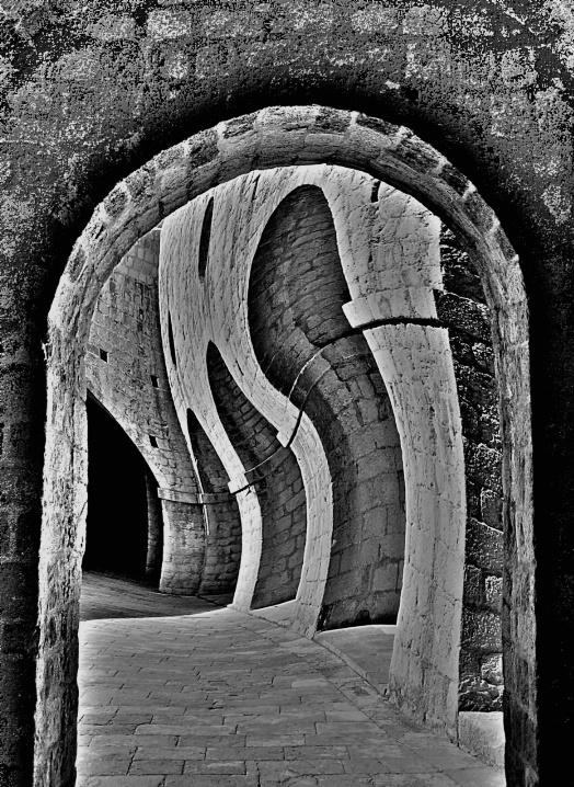A strange doorway