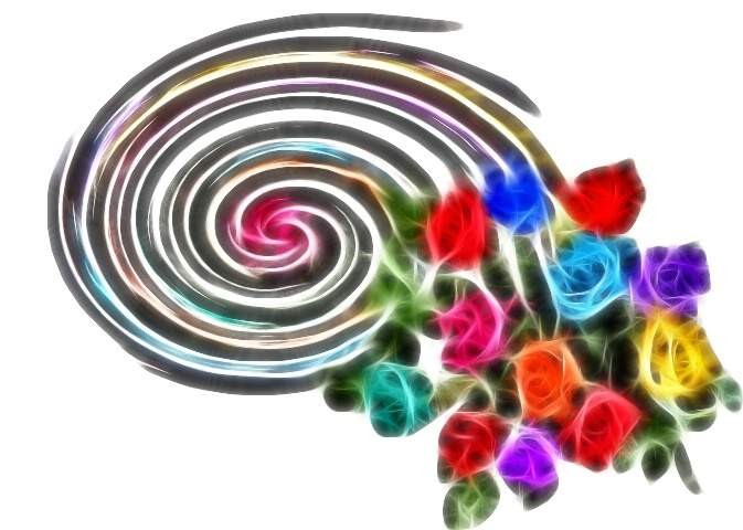 Spin Into Roses