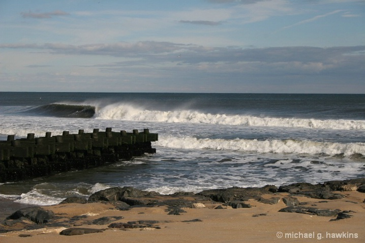 land meets water - ID: 5813746 © michael g. hawkins