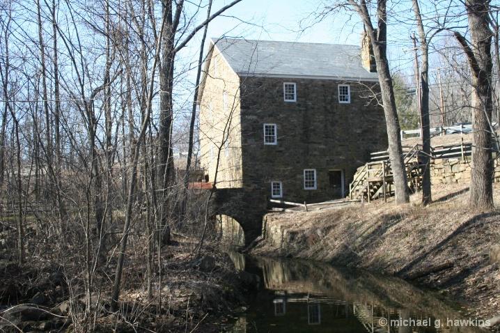 Cooper Mill stream - ID: 5834918 © michael g. hawkins