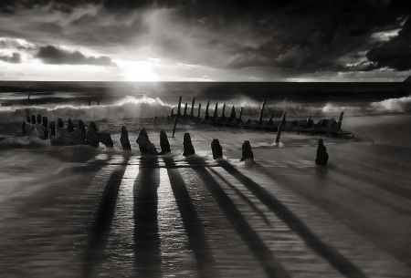 Photography Contest Grand Prize Winner - November 2008: Shadows of the Past