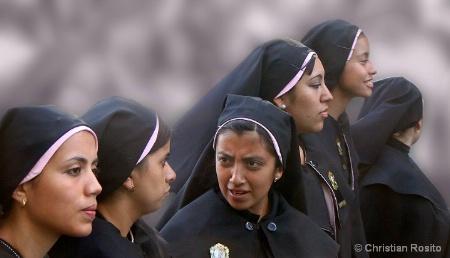 Sisterhood diversity II