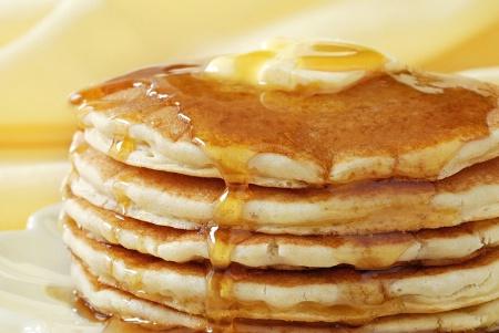 ~ Golden Pancakes ~