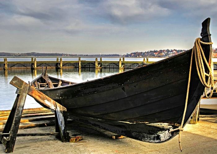 The Vikings has gone ashore