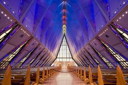 Chapel Walkway