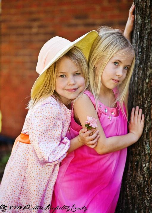 Sisters in Spring