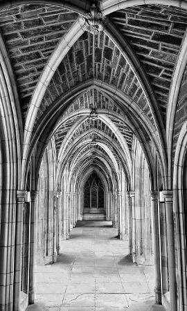 Arched Corridor
