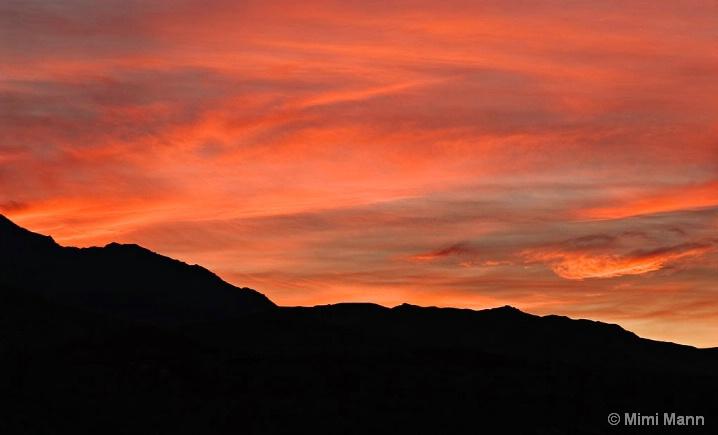 Zabriski Sunset_1851 - ID: 5908708 © Marilynn Mann
