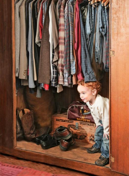 Grandpa's Wardrobe