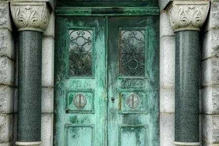 Patina Doors
