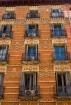 Texture facade