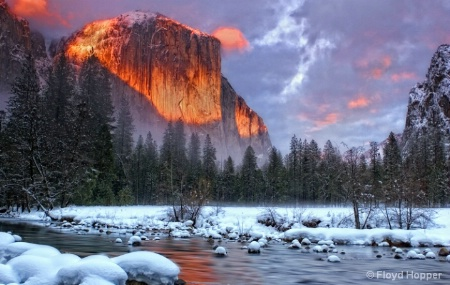 Last Light-El Capitan