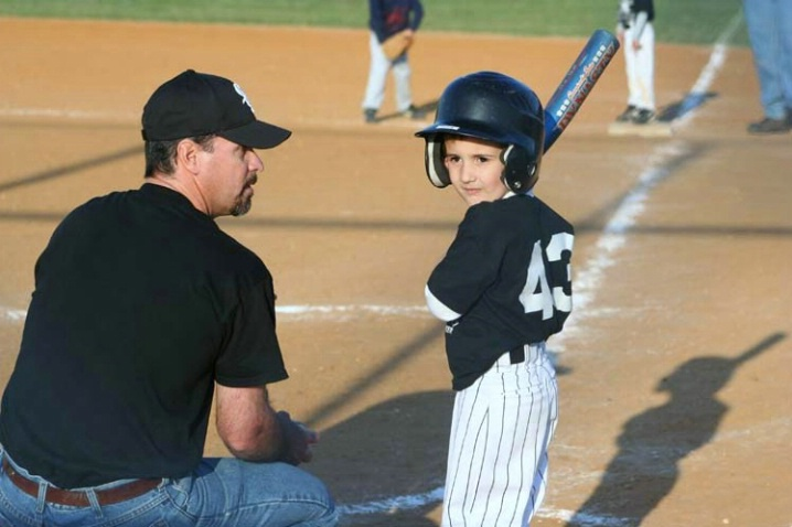 First time at the Plate