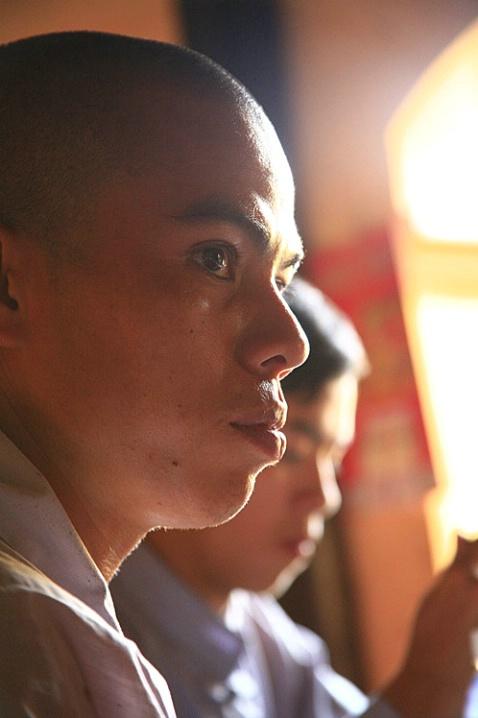 Monk - ID: 6040410 © STEVEN B. GRUEBER