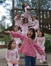 Aaaaah! Sisterhood feels like a crowd!