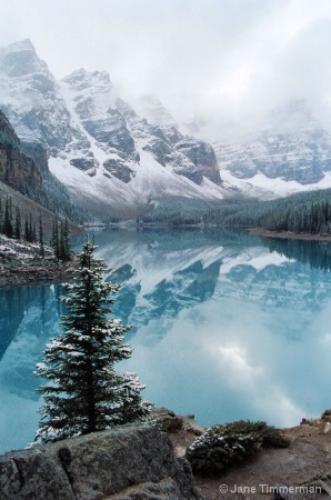 Moraine Lk.  Banff