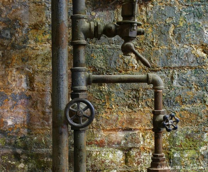 Pipes in the Boiler Room