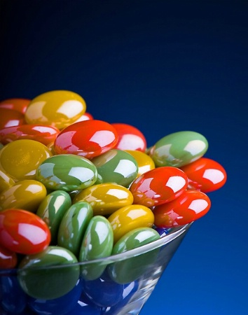 <b> Colorful Glass Beads </b>