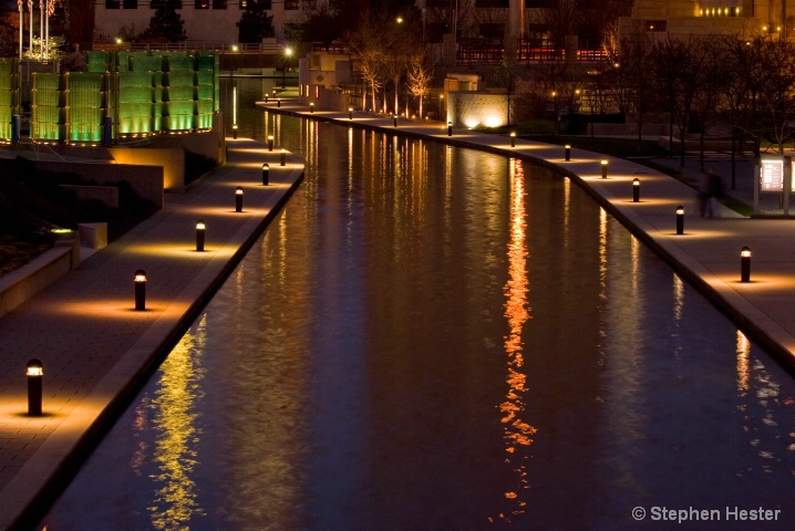 Canal Lights