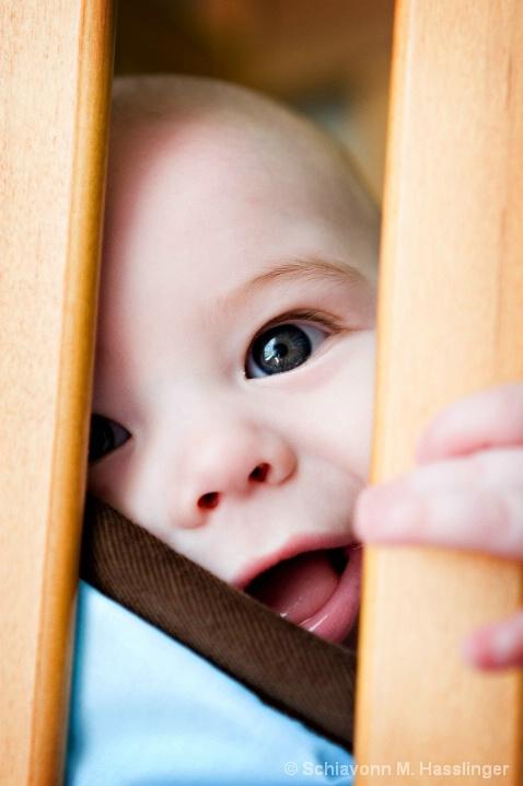 Peeking Through