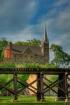 Church and Train ...