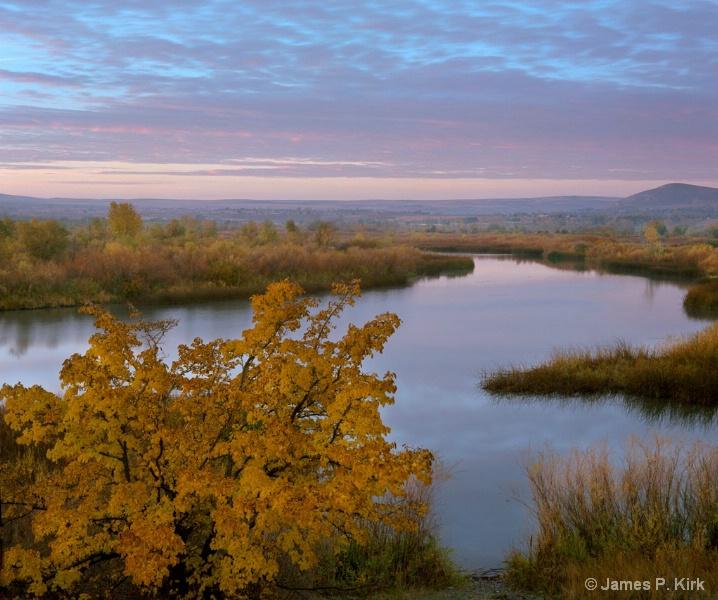 Yakima River Delta