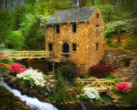 The Old Mill- North Little Rock, AR