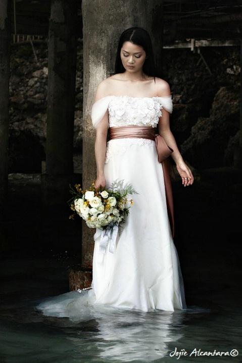 Reflecting Bride