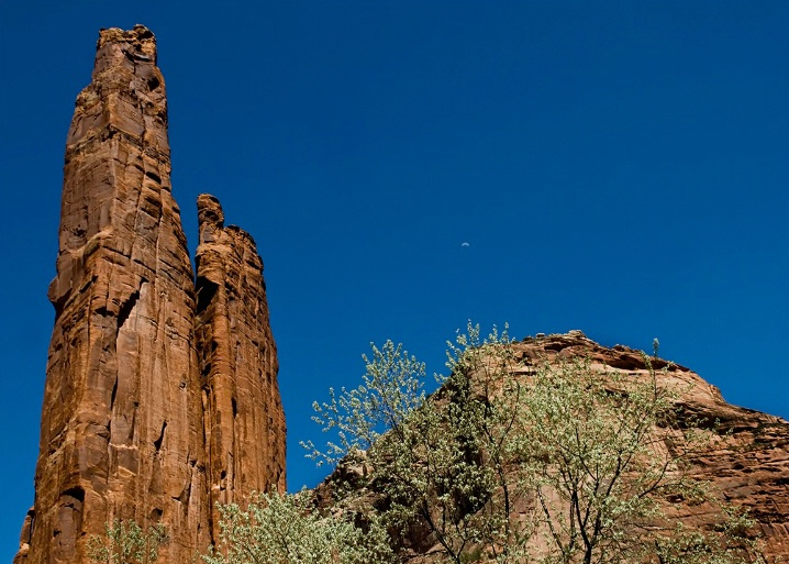 Spider Rock 800 ft High - ID: 6314686 © Kelly Pape