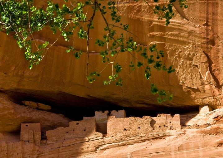 Anasazi Dwelling - ID: 6314687 © Kelly Pape