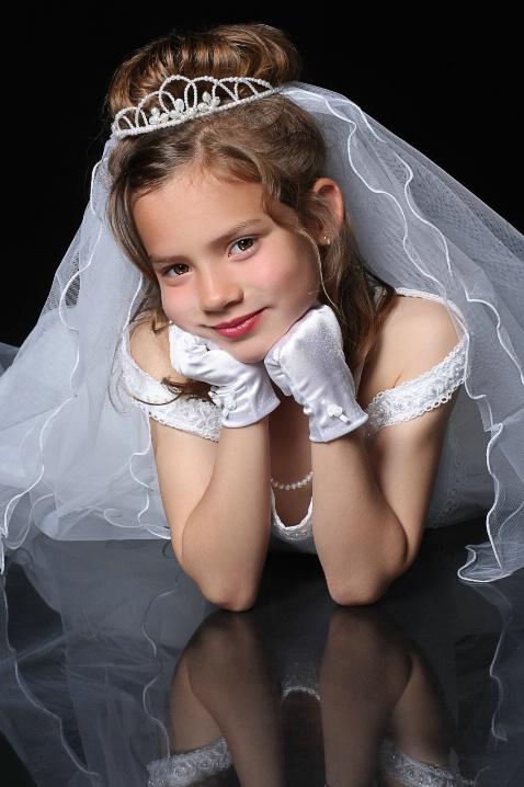 Lil' Miss Bride