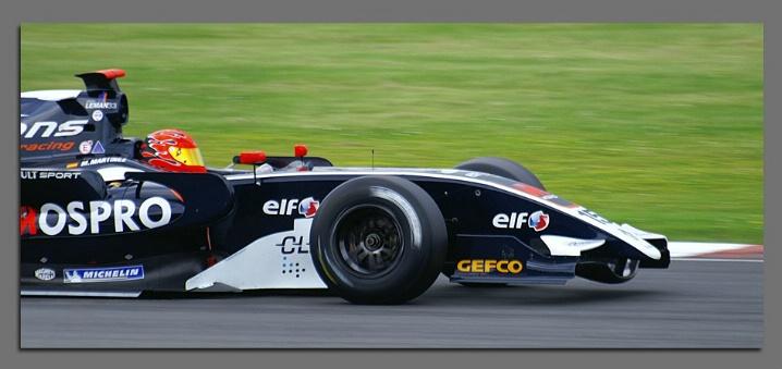 - Racing Fire -