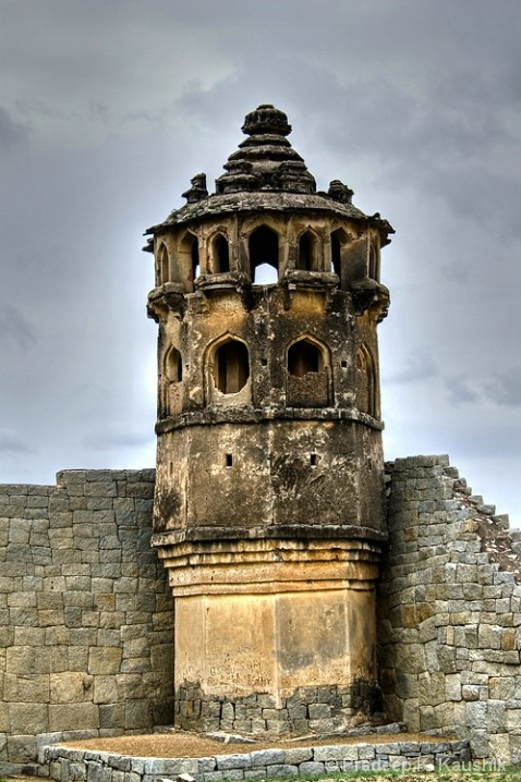 Watch Tower , Hampi (INDIA)