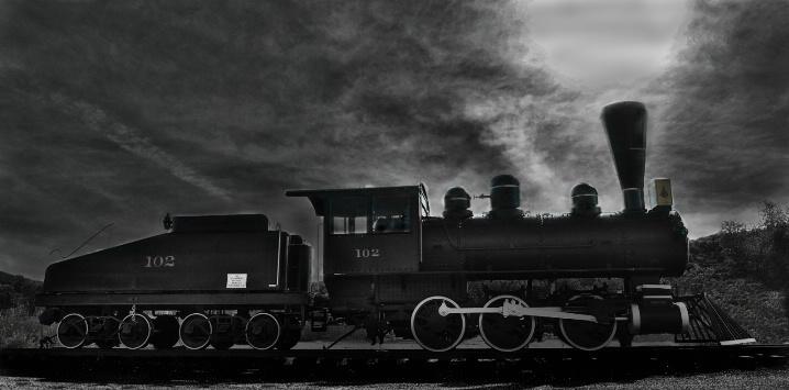 Rollin on the Night Train