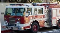 Tucson Fire Engine