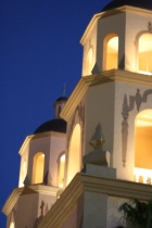 St Augustine Bell Towers