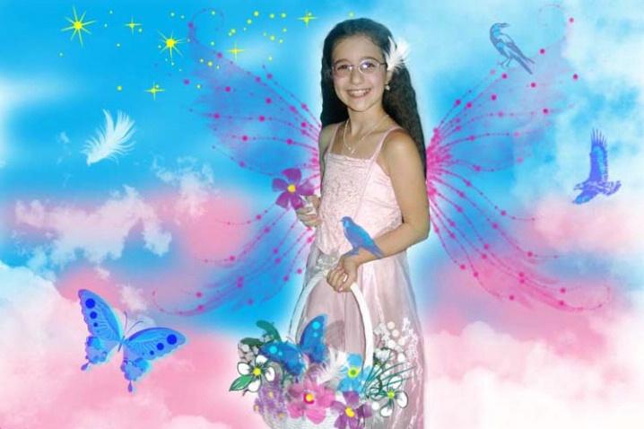 """Carina's Fantasy Dream"""