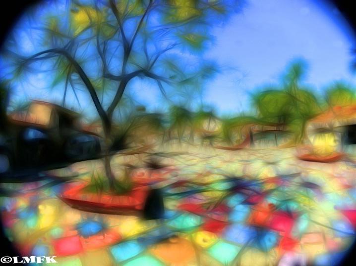 Spanish Art Village, Balboa Park