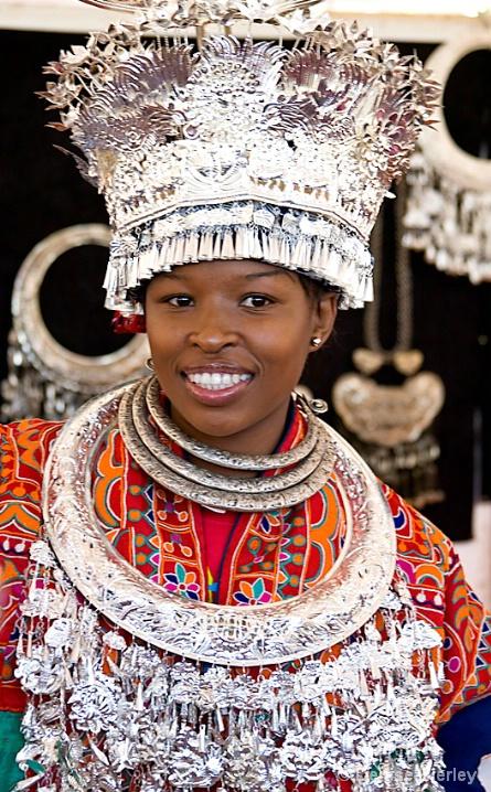 African Beauty - ID: 6461754 © Denise Bierley