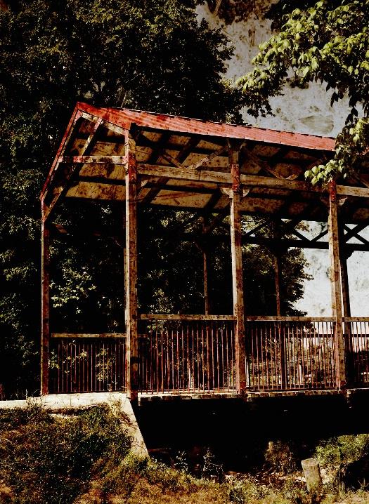 Rustic Bridge - ID: 6466826 © Steve Parrott