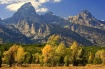 Fall in the Teton...