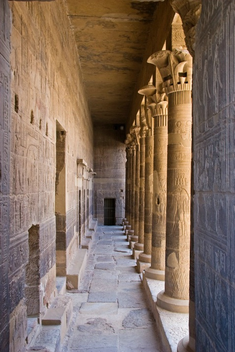 The Temple of Isis - ID: 6503286 © Michael Kelly