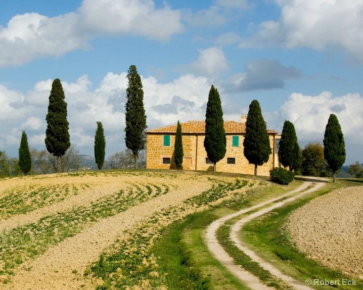 Under the Tuscan  Sun - ID: 6509904 © Robert A. Eck