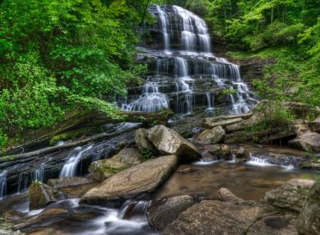 Pearson's Falls, North Carolina