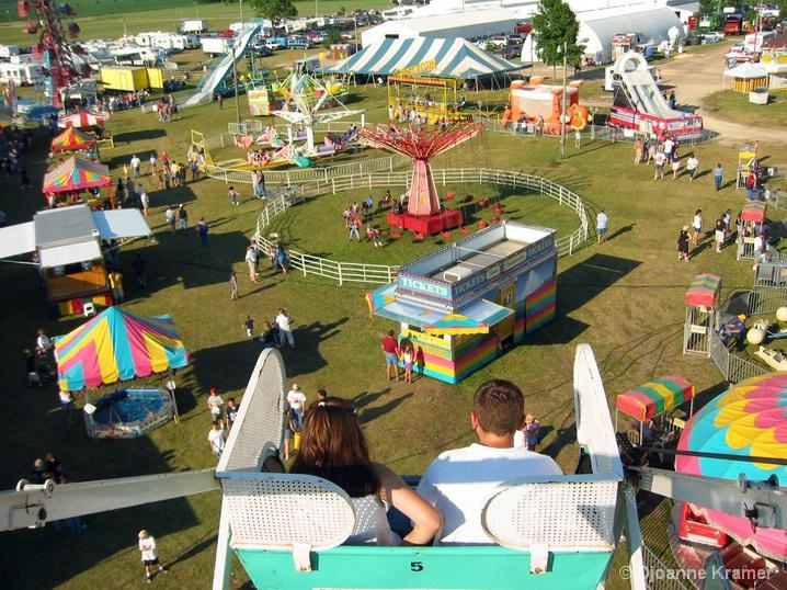 County Fair View