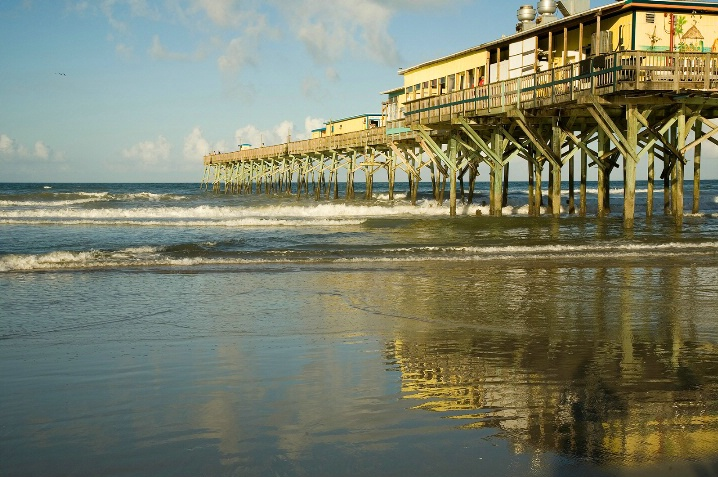 Sunglow Pier, Daytona Beach Shores