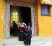 Tibetans at praye...