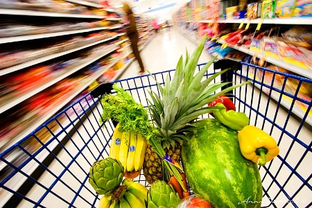 Out of Control Fruits and Veggies!