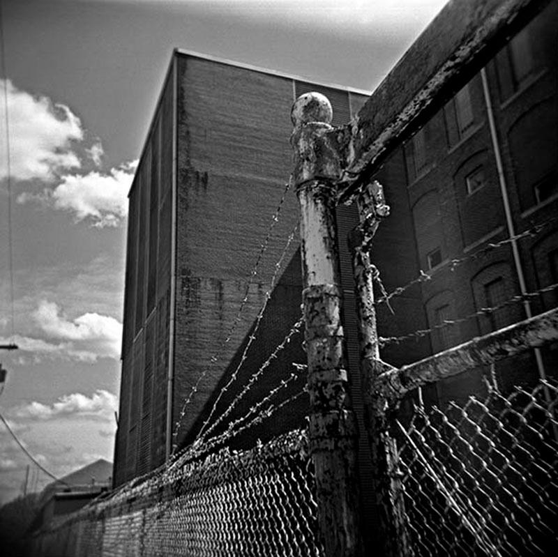 Industrial Imprisonment - ID: 6668366 © Steve Parrott