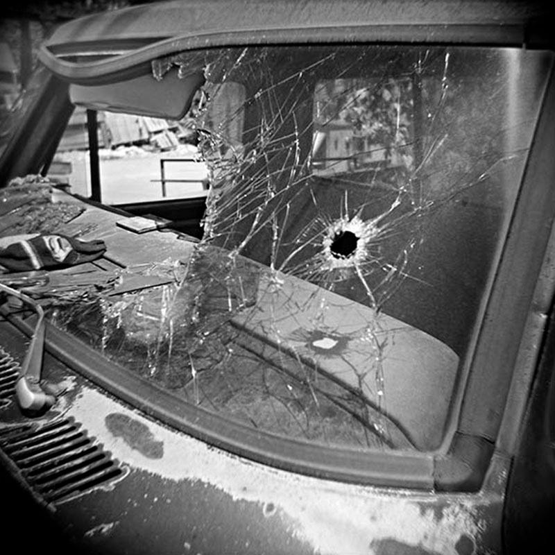 Bullet Wake - ID: 6668385 © Steve Parrott